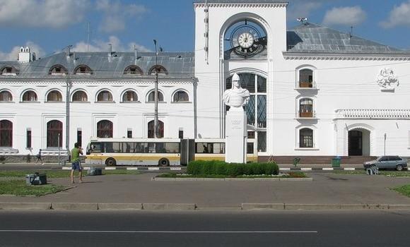 ЖД Вокзал ЖД вокзал Великий Новгород
